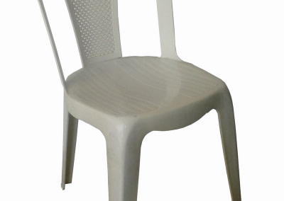 Sedia in Resina