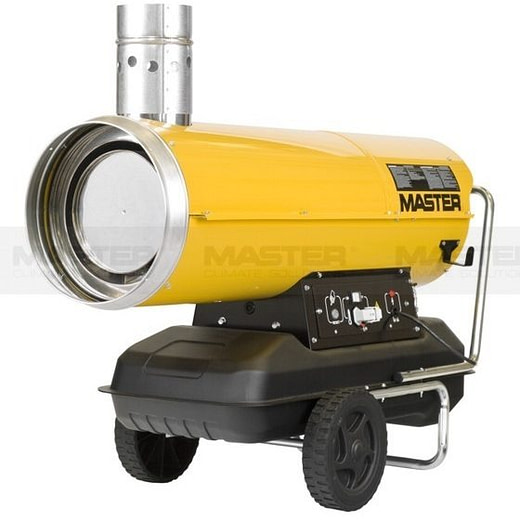 Generatore Aria Calda a Gasolio