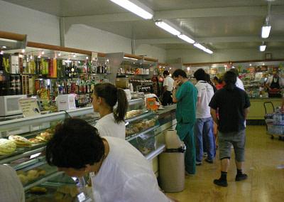 Struttura per Bar Ospedale (Perugia)